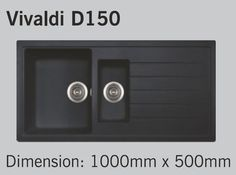 Carysil Vivaldi D150 OHBSD - Snova