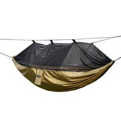 2016 Useful Nylon Anti Mosquito Hammock Starter Rope Kit Nets Tent Outdoor Hanging Bed Hammocks for Jungle Camping Hammock With Mosquito Net, Rope Hammock, Hammock Tent, Indoor Hammock, Nylons, Anti Mosquito, Camping And Hiking, Back To Nature, Bed Sizes