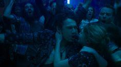 movie film dancing party comedy james franco bryan cranston megan mullally keegan-michael key zoey deutch why him #whyhim #gif from #giphy