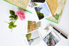Paris Polaroid Memories Paris Photography by MyBalconyShop on Etsy
