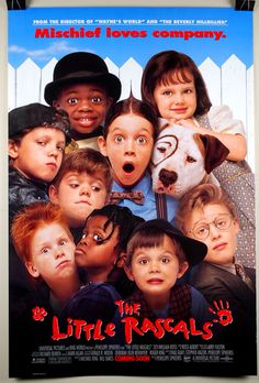 The Little Rascals - always makes me want to eat pickles when I hear that song!