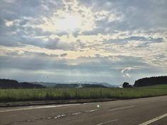 Schwarzwald nach Regen #schwarzwald #sonne #straße  #Panorama Mountains, Nature, Black Forest, Rain, Sun, Naturaleza, Natural, Scenery, Bergen