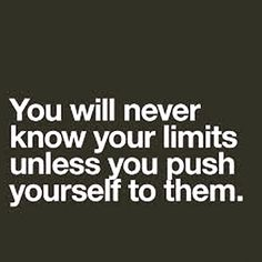 """You will never know your limits unless you push yourself to them."" #SundayRunday advice - wear compression socks to push your limits without the pain. Get the details at www.BrightLifeGo.com"