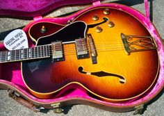1960 Gibson ES350T hollowbody Archtop vintage guitar