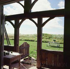 HOME & GARDEN: Des chevaux dans la maison
