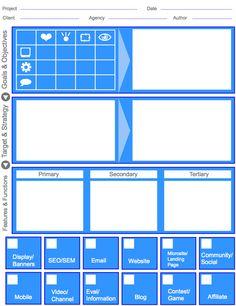 Social Media Engagement Worksheet