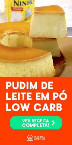 Veggie Recipes, Low Carb Recipes, Healthy Recipes, Light Diet, Dieta Paleo, Gourmet Cupcakes, Low Carb Sweets, Mini Foods, Low Sugar