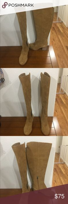 """Marc Fisher Boots Knee high boots, Heels over 2"""" Marc Fisher Shoes"""
