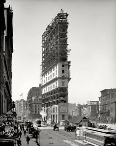 The first Times Square New Year's Eve celebration was in 1904, in honor of the new headquarters for The New York Times. | 12 Things You Probably Didn't Know About New Year's Eve In Times Square