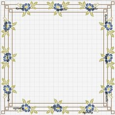 Discover thousands of images about Cross Stitch Borders, Cross Stitch Flowers, Cross Stitching, Cross Stitch Embroidery, Cross Stitch Kitchen, Bargello, Loom Beading, Needlepoint, Needlework