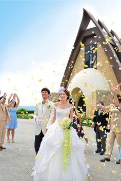 セント・プロバス・ホーリー・チャペル | グアム挙式 | リゾートウェディング「リゾ婚」なら【ワタベウェディング】