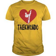 I love Taekwondo 2