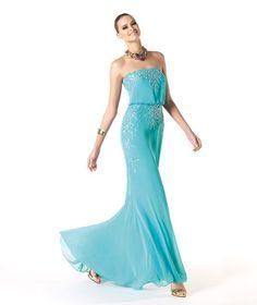 Colección fiesta Pronovias 2014: Fotos de algunos de los vestidos