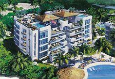 Punata Diamante, departamentos de lujo, frente al Club de playa y Hotel Quinta Real