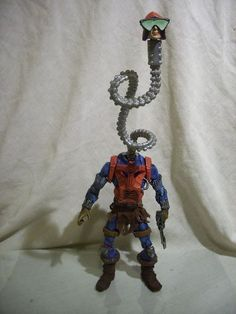 Mekaneck (Masters of the Universe) Custom Action Figure