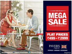 Mega Sale at Pavers England , Flat Prices!