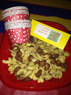 Candy Pretzel Parties: Curious George Birthday