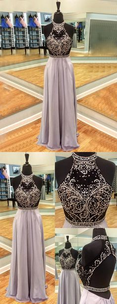 2017 long prom dresses, long evening dresses, long formal prom dresses, sexy prom dresses, open back prom dresses