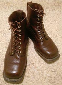 Tretorn old model army boots 1cbd83f1bd487