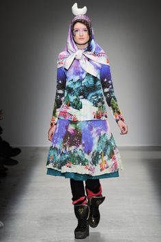 Manish Arora Fall 2014 Ready-to-Wear Fashion Show
