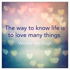 Vincent Van Gogh #quotes