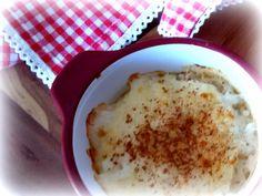Kochen und Backen aus leidenschaft Ww Desserts, Pudding, Blog, Rice, Vegetarische Rezepte, Milk, Food And Drinks, Food Food, Passion