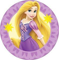 Picture 4 of 4 Rapunzel Cupcakes, Rapunzel Birthday Cake, Tangled Birthday Party, Princess Birthday, Princesa Rapunzel Disney, Bolo Rapunzel, Tangled Rapunzel, Fairy Garden Cake, Disney Princess Pictures
