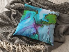 Throw Pillow Cover and Insert Square Pillow Pillow Covers