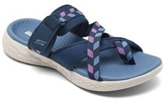 Skechers Women's On The Go 600 Elevate Flip Flop Thong Sandals from Finish Line