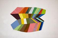 Matthew Rich: cut paper work