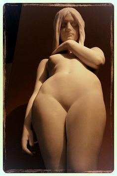 V&A Sculpture - Thomas Brock 'Eve' 1900 | Flickr - Photo Sharing!