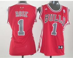 nba jerseys cheap Cheap Nba Jerseys, Nhl Hockey Jerseys, Basketball Jersey, Rose Bulls, Nba Chicago Bulls, 1 Rose, Derrick Rose, Red Roses, Free Shipping