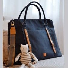 another possible changing bag  Pacapod Mirano Navy Happybags.co.uk Navy  Changing Bag 16dd897153c