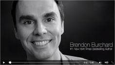 """Brendon Burchard - Live. Love. Matter. Inspiring: """"Disappointment disappears when you adopt a learning mindset.""""  https://www.facebook.com/photo.php?v=751775678189395"""