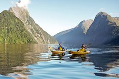 Milford Sound - walks