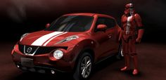 """Nissan Motor Features """"Star Wars"""" Character """"Stormtroopers"""" in Its """"JUKE"""" Model Promotion Blitz"""