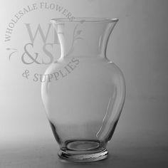 Classic Glass Urn 10.5