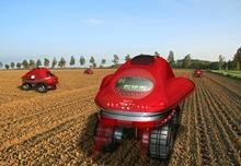 Precision farming robot