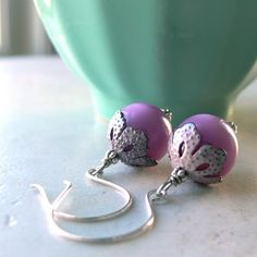Pretty Things: Partners With Fire Enamel Bead Jewelry Challenge