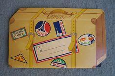 Luggage Sewing Needle Book Vintage & Unused by moonstruckcottage. $12.00, via Etsy.