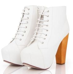 1000  images about White Boots on Pinterest  Shoe boots Wedding