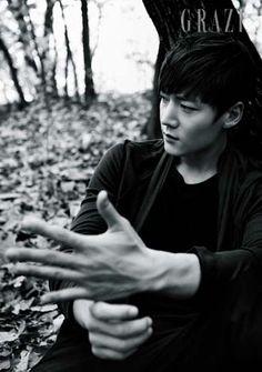 2014.05, GRAZIA, Choi Jin Hyuk