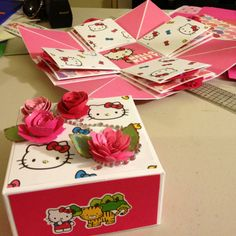 Hello Kitty Explosion Box