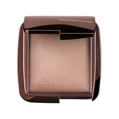 Hourglass Ambient Lighting Powder in Dim Light. Use as setting powder after applying foundation.