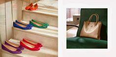 Hilary Blonde: Tod's, zapatos y bolsos promoción primavera verano...