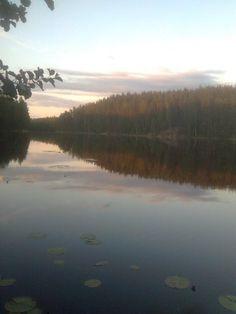 Kaitajärvi, in Ristiina Finland