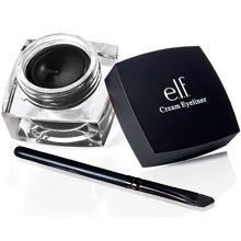 I recently bought this and all I can say is WOW, it applies wonderfully, stays put all day long and it doesn't smudge! I got it in black but I am seriously considering getting some other shades for summer! Best eyeliner ever!
