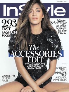 InStyle magazine subscription InStyle combines outstanding fashion authority