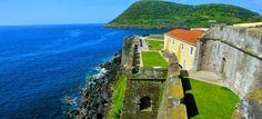 Sabia que Angra do Heroísmo é umas das 5 cidades que já foram capital de Portugal? - I Love Azores