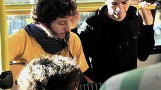Adrian Berra en Banda - Sigue - YouTube